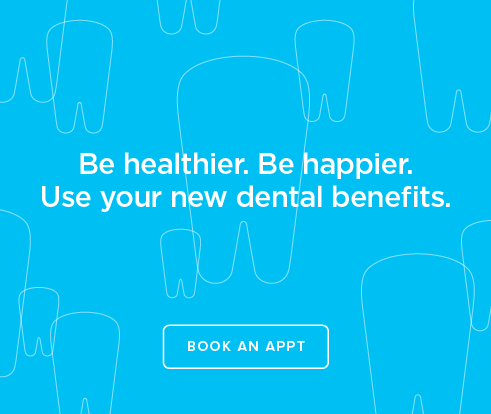 Be Heathier, Be Happier. Use your new dental benefits. - Menifee Smiles Dentistry